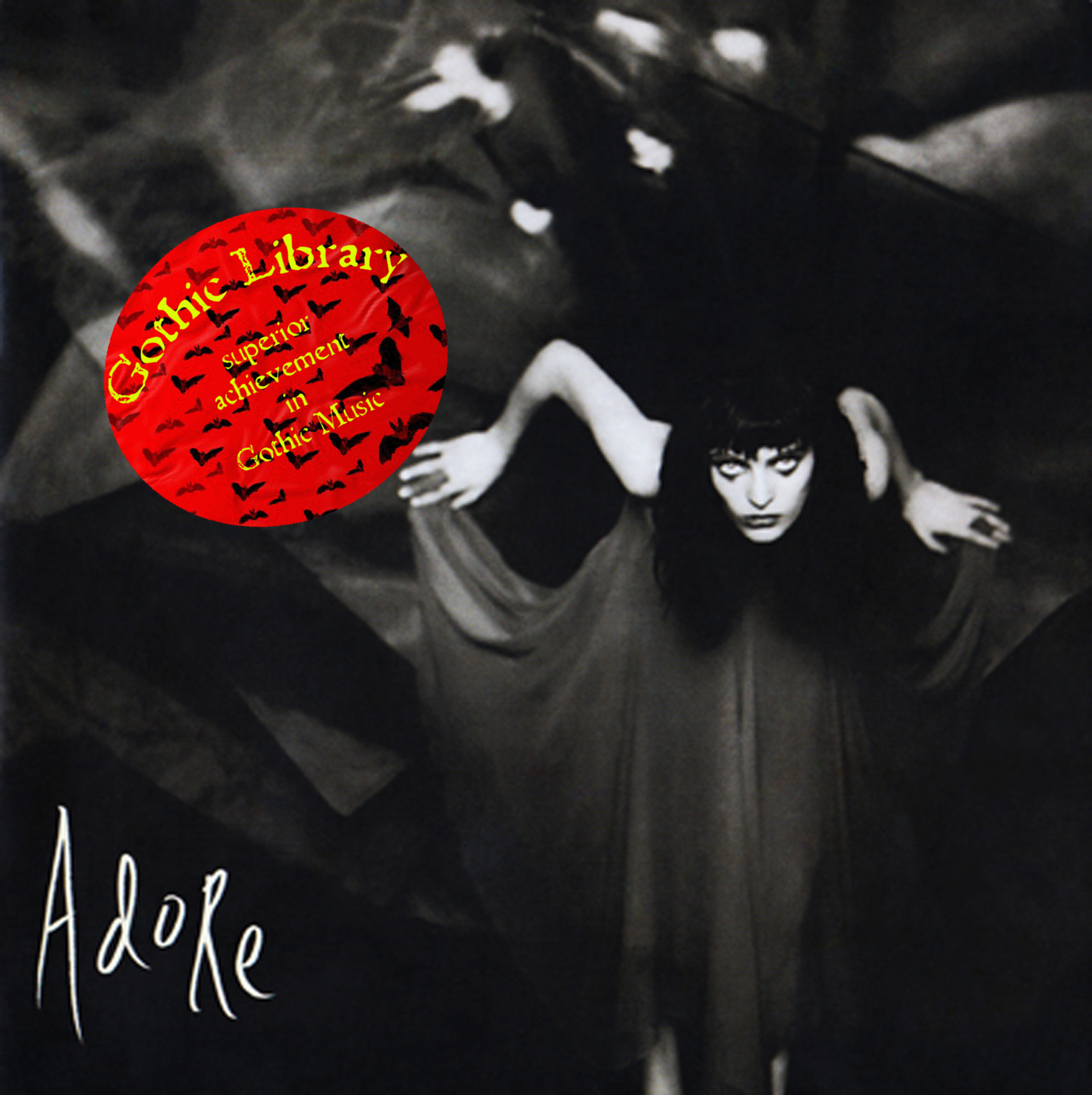 Superior Achievement in Gothic Music: Adore by the Smashing Pumpkins